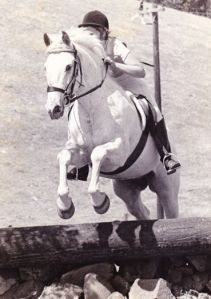 "Wicki was the best ""first horse"" any kid could have!"